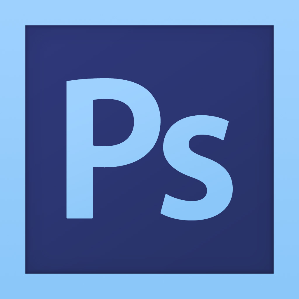Photoshop psd template: photoshop cs6 icon