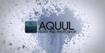 Sony Vegas Template: Grunge Splatter Intro