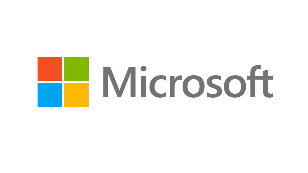 Microsoft Logo 2012 Wallpaper