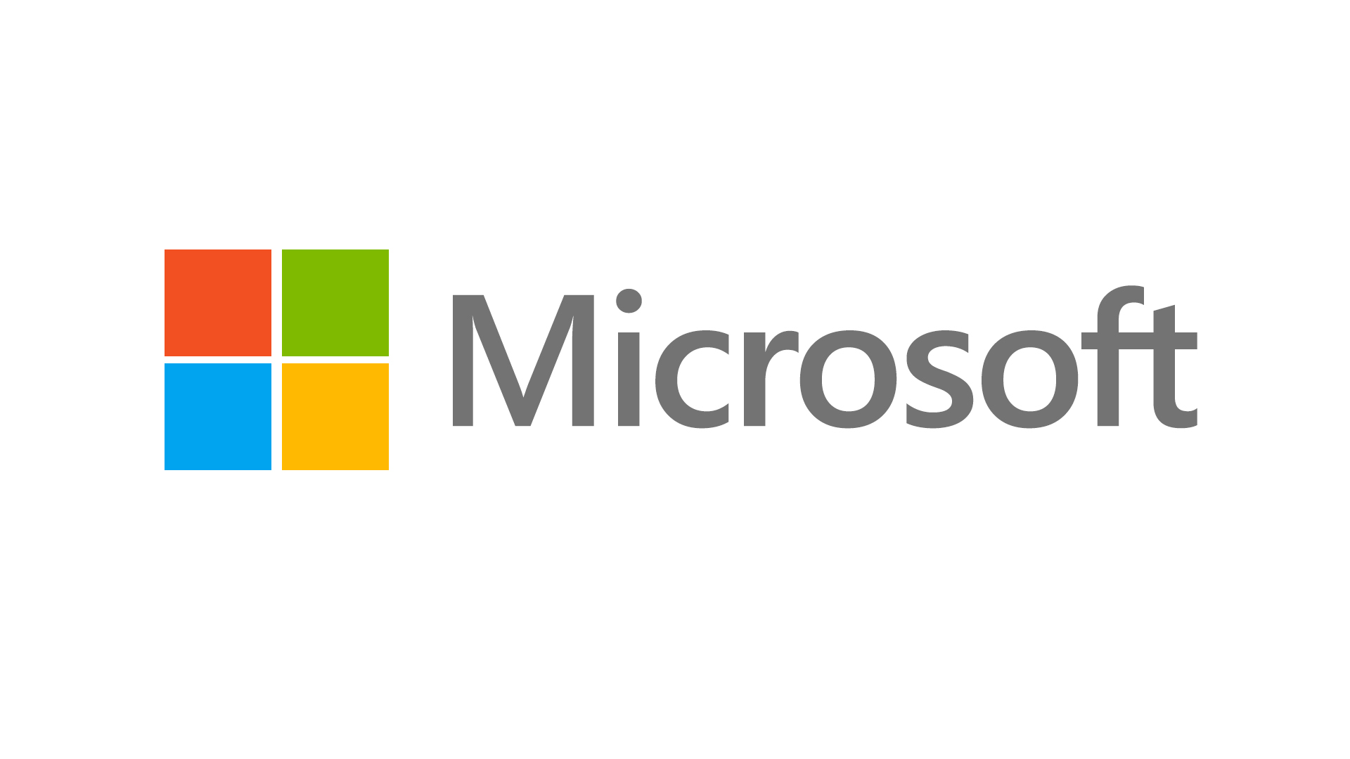 Photoshop PSD Template: Microsoft Logo • AquuL