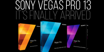 Sony Vegas Pro 13 Released!